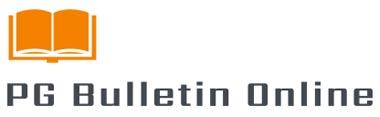 PG Bulletin Online